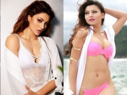 Bikini Pictures Of Actress Urvashi Rautela Going Viral
