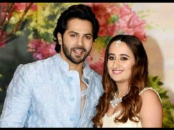 Varun Dhawan S Future Wife Natasha Dalal Starts Wedding Shoping