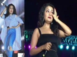 Indian Idol 10 Neha Kakkar Crying After Breakup Himansh Live Concert Video
