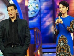 Salman Khan Is My Friend Would Like Work With Him Says Kangna Ranaut