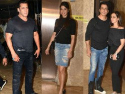 Race 3 Producer Ramesh Taurani Birthday Bash Salman These Stars Reached At Party