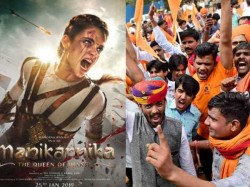 Manikarnika Kangna Ranaut Reply Karni Sena I Am Also Rajput I Will Destroy Them
