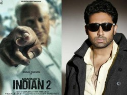 Indian 2 Abhishek Bachchan Can Play Role Kamal Hassan Next