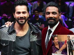 First Look Varun Dhawan S First Look From His Upcoming Film Abcd