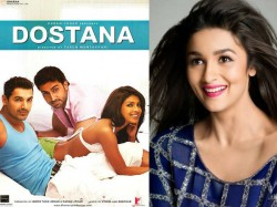 Dostana 2 Alia Bhatt Will Play As Lead Actress In Karan Johar S Film