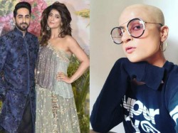 Cancer Patient Tahira Kashyap Bald Look Gone Viral On The Social Media