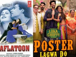 Poster Lagwa Do Luka Chuppi Song Release Kartik Kriti Fail To Impress