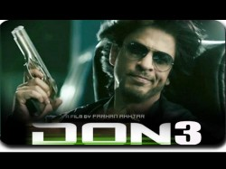 Shahrukh Khan S Don 3 Finally Has Name See Details