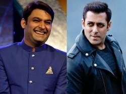 Salman Khan Receives Complaint Against Kapil Sharma