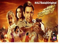 Hero Varrdiwala Nirahua Entry Ekta Kapoor Alt Balaji Web Series Trailer
