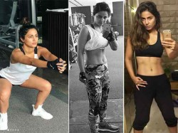Hina Khan New Workout Video Real Fitness Goal Viral