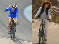 Jacqueline Fernandez Signs Deborah Herold Top World Cyclist Biopic