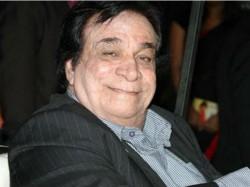 Veteran Actor Writer Kader Khan Passes Away At