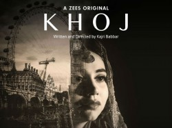 Raj Babbars Niece Kajri Babbars Zee5 Movie Khoj Review