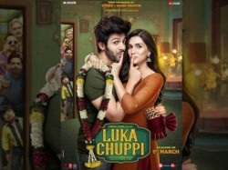 Luka Chuppi Movie Trailer Starring Kartik Aaryan Kriti Sanon