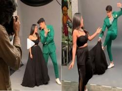 Neha Kakkar Sonu Nigam Photo Shoot Video Viral
