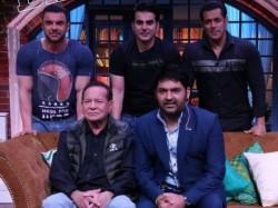 Salim Khan S Presence On The Kapil Sharma Show Makes Social Crazy