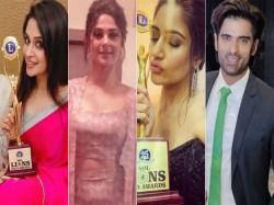 Lions Gold Awards Winners Harshad Jennifer Winget Surbhi Chandna Dipika Kakkar Win