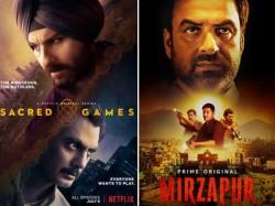 Sacred Games Breathe 2 Gandi Baat 2 Web Series Must Watch