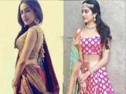 Sara Ali Khan And Jhanvi Kapoor Share Hilarious Take On Competition