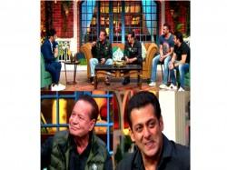 Salman Khan Kiss Story Revealed The Kapil Sharma Show Video