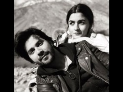 Kalank Alia Bhatt Post Picture With Varun Dhawan After Wrap Up The Film