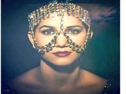 Bigg Boss 11 Fame Sapna Chaudhary Bridal Photo Viral