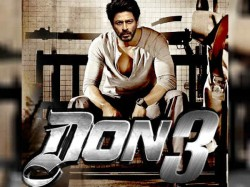 Shahrukh Khan Is Not Doing Don