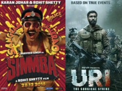 Simmba Box Office Will Finally Be Affected By Uri Box Office Opening