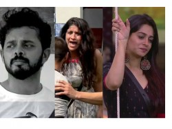 Bigg Boss 12 Sreesanth Shocking Revelation Surbhi Rana Harm Dipika Kakkar