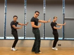 Tiger Shroff Wishes Hrithik Roshan Happy Birthday With A Dance Video