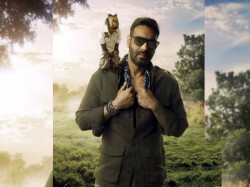 Ajay Devgn Total Dhamaal First Look With Co Star From Hollywood