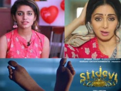 Sridevi Bungalow Boney Kapoor Sent Legal Notice Priya Prakash Varrier