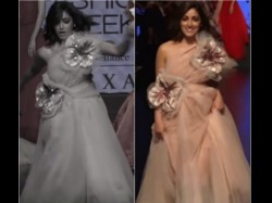 Yami Gautam Almost Trips On The Lakme Fashion Week Ramp See Video