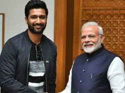 Prime Minister Narendra Modi Gives Thumbs Up Vicky Kaushal Starrer Film Uri