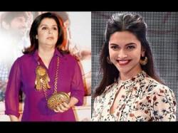 Deepika Padukone Reunite With Farah Khan After 5 Years