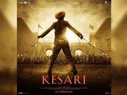Akshay Kumar S Kesari New Poster Channels The Fighter Khiladi Kumar