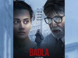Badla Trailer Amitabh Bachchan Taapsee Pannu Revenge Drama Is Super Thrilling
