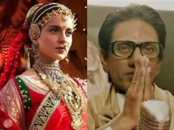 Manikarnika Vs Thackeray Box Office First Week Collection