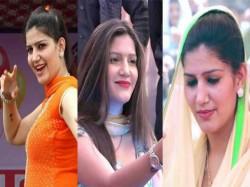 Sapna Choudhary Express Love Girl Friend Valentines Day Vide