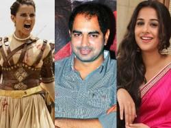 Director Kriss Vidya Balan Bring Positivity On Sets But Kangna Ranaut Bring Anxiety