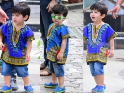 Taimur Ali Khan New Pictures Gone Viral