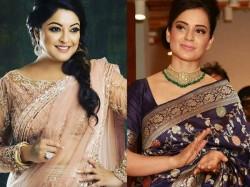 Tanushree Dutta Support Kangana Ranaut Says Bollywood Jealous With You