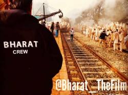 Bharat Salman Khan S Photo Viral From The Set Bharat