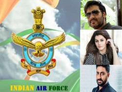 Surgical Strike 2 Bollywood Salute Indian Air Force After Attacking In Pakistan