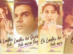 Ek Ladki Ko Dekha Toh Aisa Laga Day 3 Weekend Box Office Collection