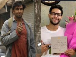 Gully Boy Star Cast Gets Most Precious Award From The Amitabh Bachchan