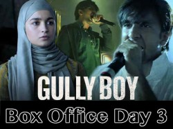 Gully Boy Box Office Collection Day 3 Saturday Box Office