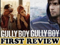 Gully Boy First Review From Berlin Film Festival Ranveer Singh Alia Bhatt