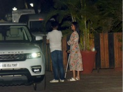 Did Katrina Kaif Injured On The Set Of Bharat Attends Screening Of Gully Boy